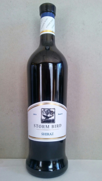 2015 Storm Bird Shiraz